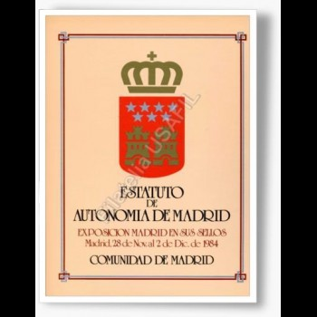 DOCUMENTO  COMUNIDAD DE MADRID.  Nº 1