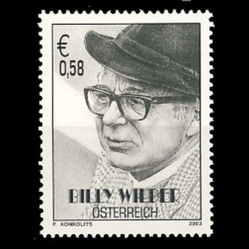 AUSTRIA. BILLY WILDER.