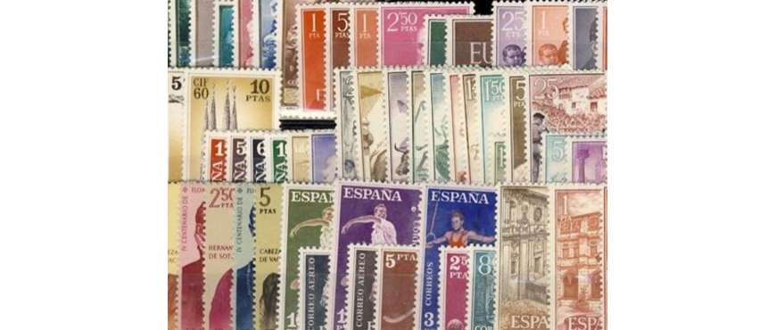 Stamps 1960