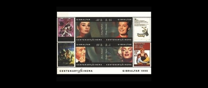 Cinema stamps