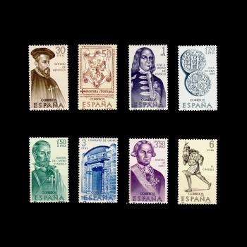 1750/57 VII FORJADORES DE...
