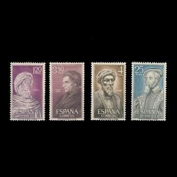 1791/94 PERSONAJES ESPAÑOLES