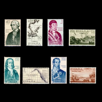 1819/26 VIII  FORJADORES DE...