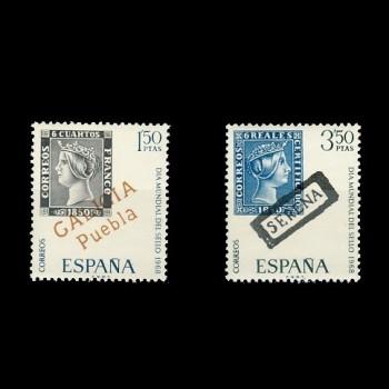 1869/70 DIA MUNDIAL DEL SELLO