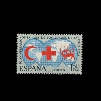 1925 CRUZ ROJA