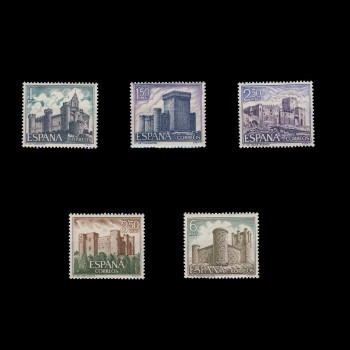 1927/31 IV CASTILLOS DE ESPAÑA
