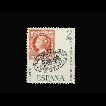 1974 DIA MUNDIAL DEL SELLO
