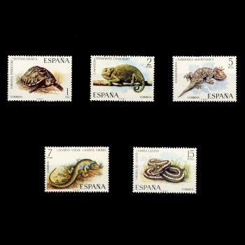2192/96  IV FAUNA HISPANICA