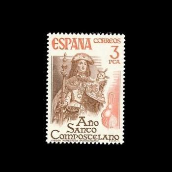 2306 AÑO SANTO COMPOSTELANO