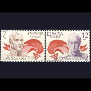 2489/90 AMERICA - ESPAÑA