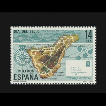 2668 DIA MUNDIAL DEL SELLO
