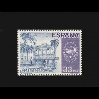 2673 AMÉRICA - ESPAÑA
