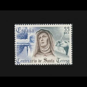 2674 IV CENTENARIO MUERTE...