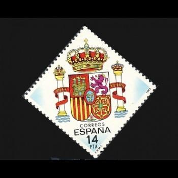 2685 ESCUDO  DE  ESPAÑA