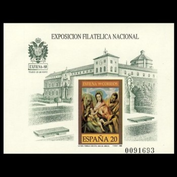 3012 P     EXFINA ´89    2ª...