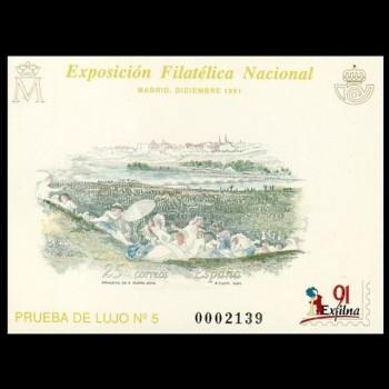 3145 P     EXFILNA ´91  MADRID