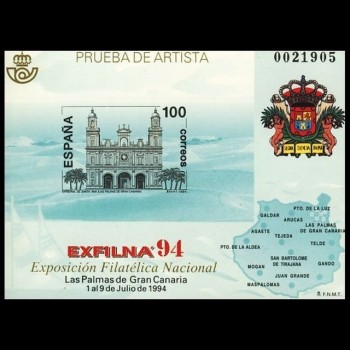 3313  P     EXFILNA ´94       LAS PALMAS