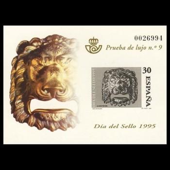 3346  P     DIA DEL SELLO ´95