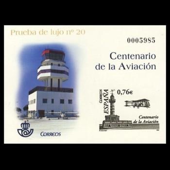 4047  P    CENTENARIO  DE...