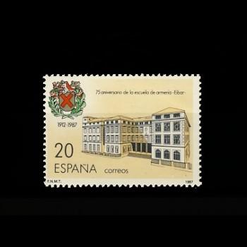 2907  ESCUELA DE ARMERIA DE...