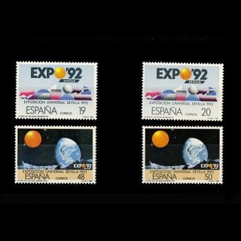 2875/76A     EXPO 92....