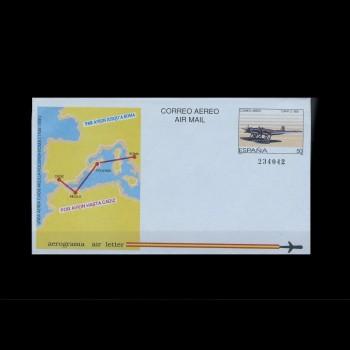 214 AEROGRAMA 1989