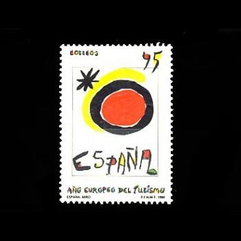3091 AÑO EUROPEO  DEL TURISMO