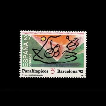 3192 JUEGOS PARALIMPICOS