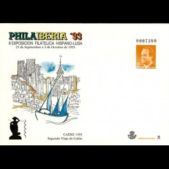 S.E.P.   20    PHILAIBERIA '93