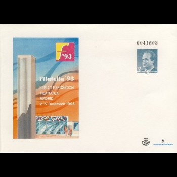 S.E.P.   21 FILATELIA '93