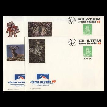 S.E.P.   25/25 C   FILATEM '95