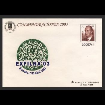 S.E.P.   84  EXFILNA 2003