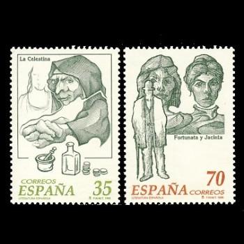 3538/39 LITERATURA ESPAÑOLA