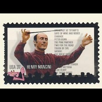 EE.UU. HENRY MARCINI.