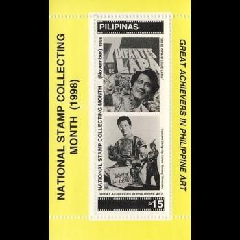FILIPINAS. CARTELES DE...