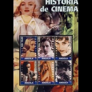 ANGOLA. HISTORIA DEL CINE (...