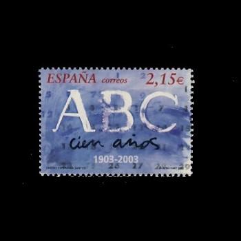 3963 CENTENARIO  -DIARIO ABC-