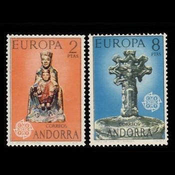 ANDORRA ESPAÑOLA.  89/90...