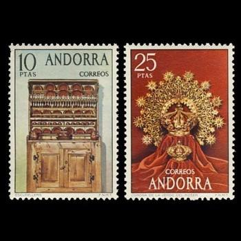 ANDORRA ESPAÑOLA.  91/92...