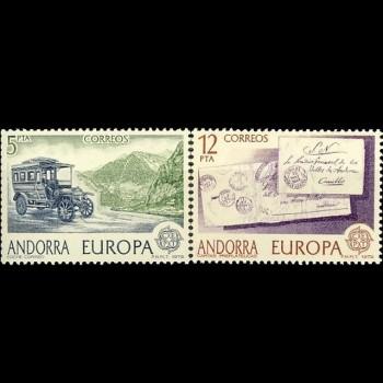 ANDORRA ESPAÑOLA. 125/26...
