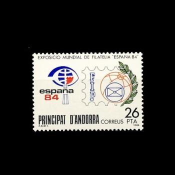 ANDORRA ESPAÑOLA. 178  EXP....