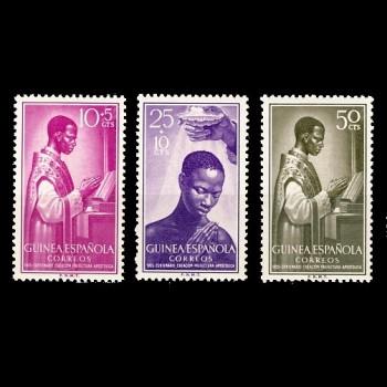 GUINEA ESP.   344/346...