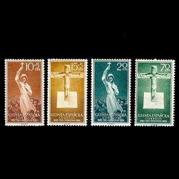 GUINEA ESP. 384/87 PRO...