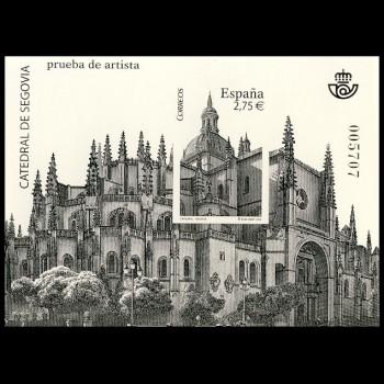4580P  CATEDRAL DE SEGOVIA
