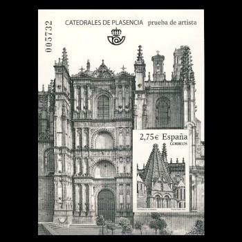 4552P  CATEDRAL DE PLASENCIA