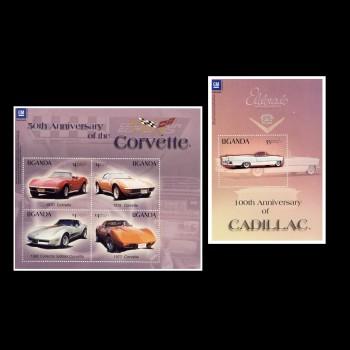 """Colección """"Historia del Automovil"""""""
