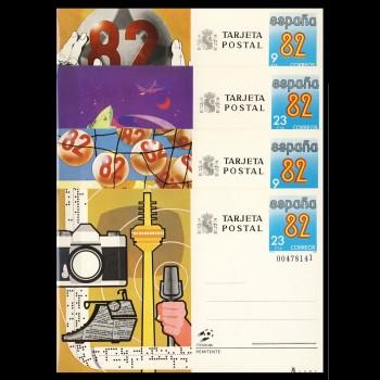 TEP 129/32 ESPAÑA 1982