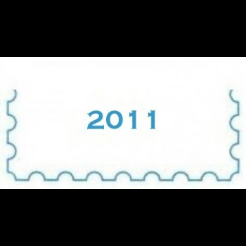 AÑO 2011. TARJETAS ENTERO...