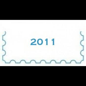 AÑO 2011. SOBRES  ENTERO POSTALES.  CARTULINA BLANCA.
