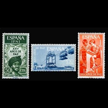 IFNI. 209/11  XXV AÑOS DE PAZ